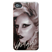 【iPhone4S/4 ケース】Lady Gaga ~Hard Case for iPhone4 Born this Way