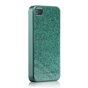 Case-Mate iPhone 4S / 4 Barely There Case Glam, Emerald