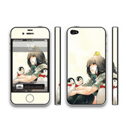 【iPhone4S/4 スキンシール】THINCLO THTYL...