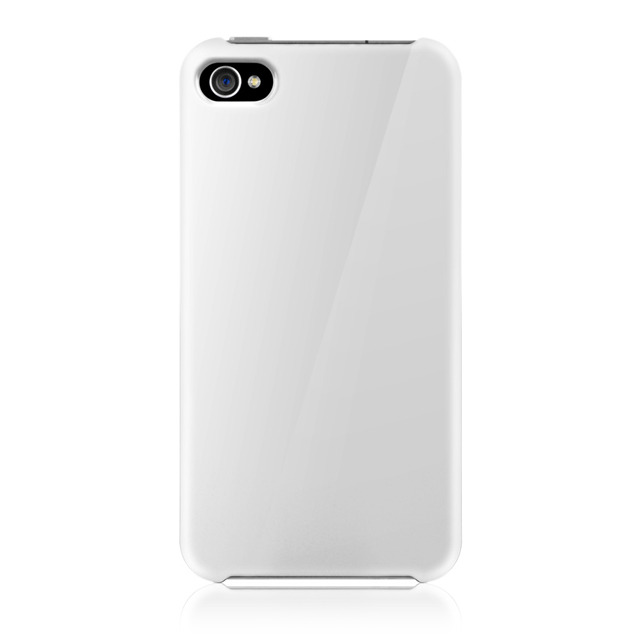 Granite Collection for iPhone 4S/4 White