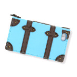 【iPhone4 ケース】Trolley Case for iPhone4/4S (ICE BLUE)