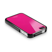 【iPhone4S/4 ケース】SGP Case Linear Color Series [Fantasia Hot Pink]