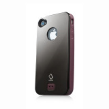 CAPDASE iPhone 4S / 4 Alumor Jacket Purple Gun