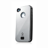 CAPDASE iPhone 4S / 4 Alumor Jacket Mirror Black