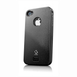 CAPDASE iPhone 4S / 4 Alumor Jacket Black / Black