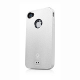 CAPDASE iPhone 4S / 4 Alumor Jacket White / White