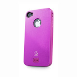 CAPDASE iPhone 4S / 4 Alumor Jacket Purple / Purple