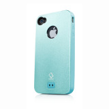 CAPDASE iPhone 4S / 4 Alumor Jacket Light Blue / Light blue