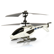 【iPad iPhone iPod】Silverlit Interactive Bluetooth Remote Control Heli ホワイト