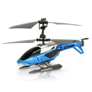 【iPad iPhone iPod】Silverlit Interactive Bluetooth Remote Control Heli ブルー