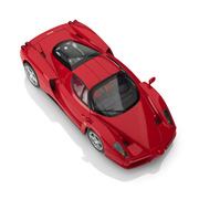 【iPad iPhone iPod】Silverlit Interactive Bluetooth Remote Control Enzo Ferrari