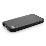 【iPhone4S/4】Vapor Comp Stealth w/Smoke Cap