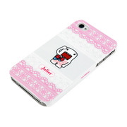 Kawaii Domo-kun iPhone 4S/4 Case Juliet