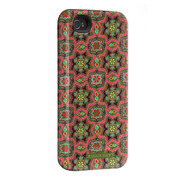 "Case-Mate iPhone 4S / 4 Hybrid Tough Case, ""I Make My Case"" Elisaveta Collection / Farouk"