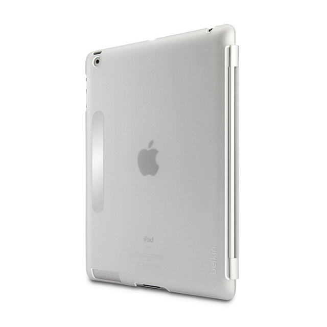 【iPad(第3世代/第4世代) ケース】スナップ シールド セキュア クリア