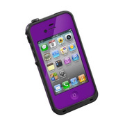 【iPhone4S/4 ケース】LifeProof iP4-GEN2 Purple