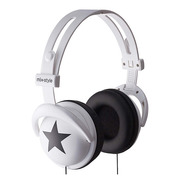 headphones Star-White