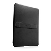 【iPad(第3世代/第4世代) iPad2 ケース】Capparel Case Forme Black / Red