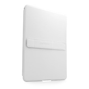 【iPad(第3世代/第4世代) iPad2 ケース】Capparel Case Forme White / Black
