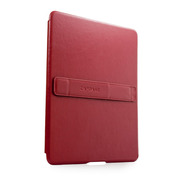 【iPad(第3世代/第4世代) iPad2 ケース】Capparel Case Forme Red / Black