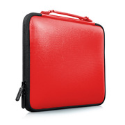 【iPad(第3世代/第4世代) iPad2 iPad ケース】mKeeper Sleeve Koat Red