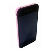【iPhone4S/4】COLORCTORS Side Skin BABY PINK
