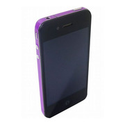【iPhone4S/4】COLORCTORS Side Skin PURPLE