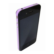 【iPhone4S/4】COLORCTORS Side Skin LAVENDER