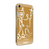 『Whatever It Takes』 iPhone 4S/4用ドレスアップシール 【Kanye West】
