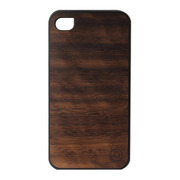 【iPhone4S/4 ケース】Real wood case Guneine Koara