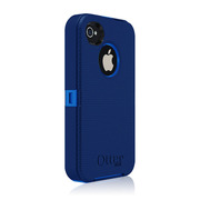 【iPhone4S/4 ケース】OtterBox Defender for iPhone 4S/4 ナイトブルー