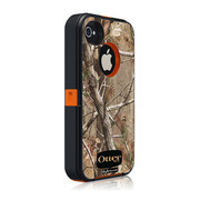【iPhone4S/4 ケース】OtterBox Defender for iPhone 4S/4 Blaze Orange/AP Camo