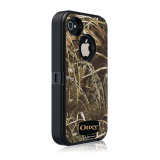 【iPhone4S/4 ケース】OtterBox Defender for iPhone 4S/4 Black/Max 4 Camo