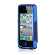 【iPhone4S/4 ケース】OtterBox Commuter for iPhone 4S/4 ナイトブルー