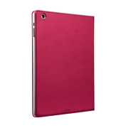 【iPad(第3世代/第4世代) iPad2 ケース】Textured Tuxedo Case, Hot Pink