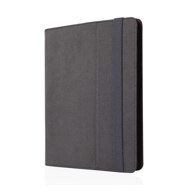 【iPad(第3世代/第4世代) ケース】concerti for iPad 3rd Falcon Gray