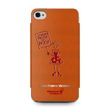 『Whatever It Takes』 iPhone 4S/4用プレミアムシグネチャーケース【Dame Vivienne Westwood】