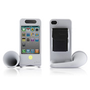 【iPhone4S/4】Horn Bike Gray
