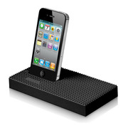【iPhone iPod】essential TPE nanoblock Universal Dock ブラック