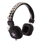 【ヘッドホン】studs headphones star-SV