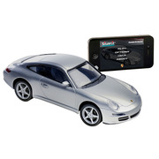 【iPad iPhone iPod】Silverlit Interactive Bluetooth Remote Control Porsche 911 Carrera