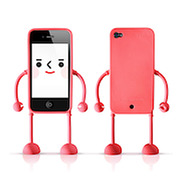 【iPhone4S/4 ケース】appitoz Baby Pink iPhone4S/4