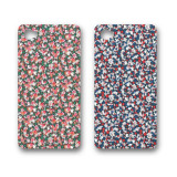 【iPhone4S/4 スキンシール】Fabric iPhone Sheets?with Case Pepper iPhone4S/4