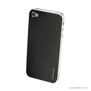 【iPhone4S/4 スキンシール】Real Metal Back Panel B iPhone4S/4