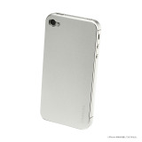 【iPhone4S/4 スキンシール】Real Metal Back Panel S iPhone4S/4