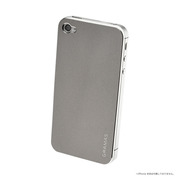 【iPhone4S/4 スキンシール】Real Metal Back Panel G iPhone4S/4