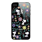 【iPhone ケース】キャラクタークリアジャケット iPhone4/4S共用 SNG-42A