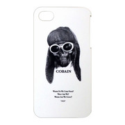 【iPhone ケース】COBAIN/W iPhone4S/4