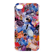 【iPhone ケース】kim bear iPhone4S/4