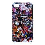 【iPhone ケース】kim colla jank iPhone4S/4